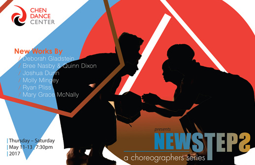 newsteps a choreographers Series: May 11-13
