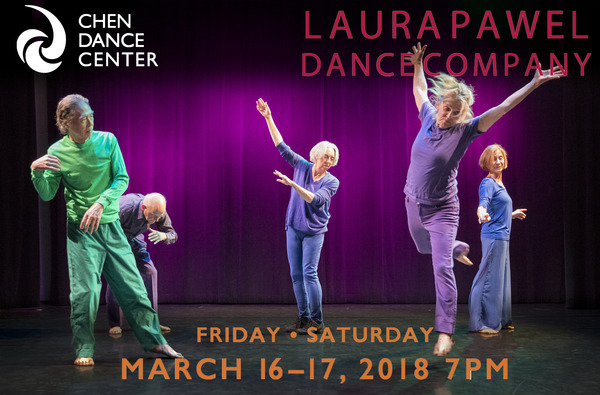 The Theater of Chen Dance Center presents Laura Pawel Dance